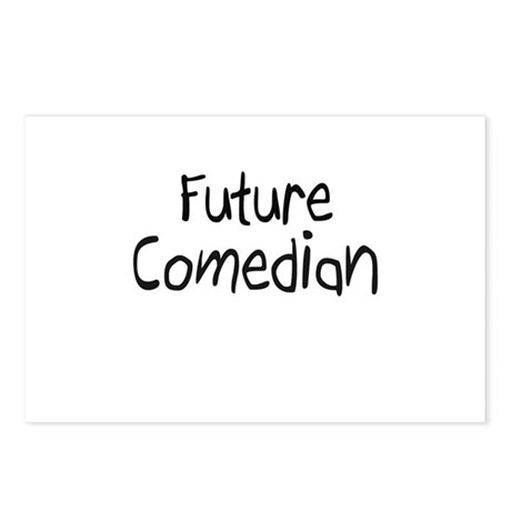 Future Comedian Postcards (Package of 8)