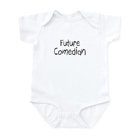 Future Comedian Infant Bodysuit