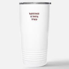 Happiness being Travel Mug