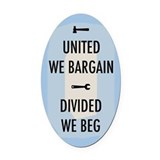 Pro union Car Magnets