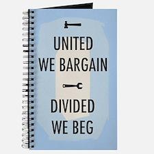 United We Bargain III Journal