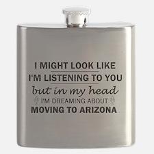 Moving to Arizona Flask