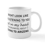 Arizona Small Mugs (11 oz)