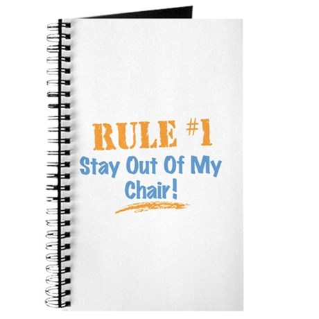 Rule #1 Chair Journal