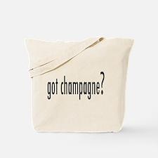 got champagne? Tote Bag