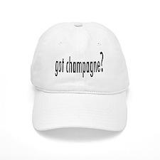 got champagne? Baseball Cap