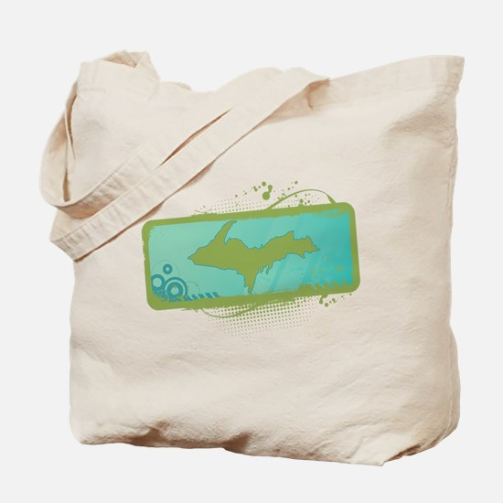 Cute Upper michigan yooper Tote Bag