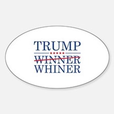Trump Winner Whiner Decal