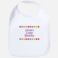 Uncle's Little Buddha Bib
