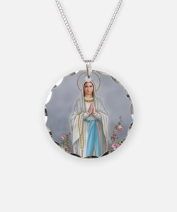 Blessed Virgin Mary Necklace