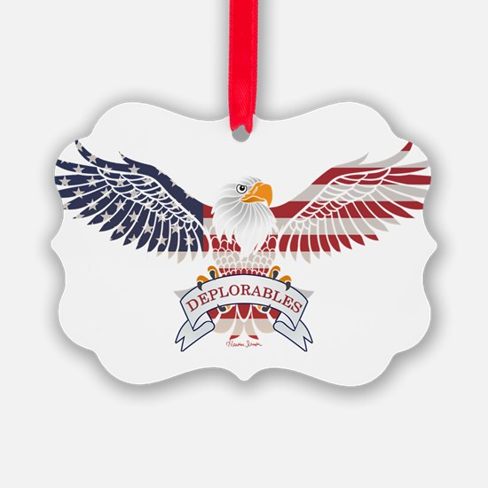 Deplorables Ornament