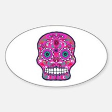 Best Seller Sugar Skull Decal
