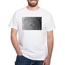 Metallic Rose Shirt