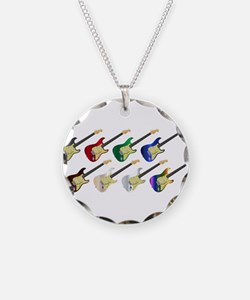 Electric Guitar Collection Necklace