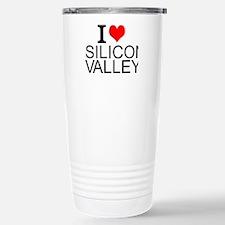 I Love Silicon Valley Travel Mug