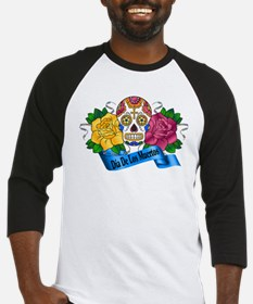 Best Seller Sugar Skull Baseball Jersey