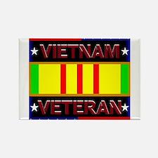 Vietnam Veteran Magnets