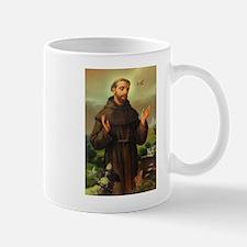 St. Francis of Assisi Mug