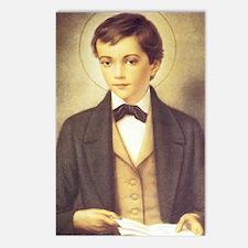 St. Dominic Savio Postcards (Package of 8)