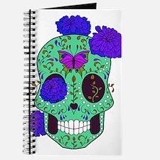 Best Seller Sugar Skull Journal