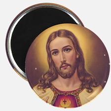 Sacred Heart of Jesus 01A Magnet