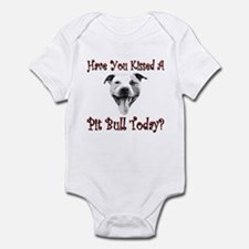 Have You? (pied uncropped) Infant Bodysuit