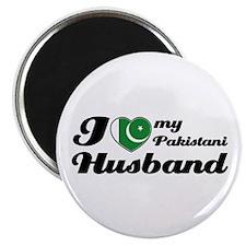 "I love my Pakistani Husband 2.25"" Magnet (100 pack"