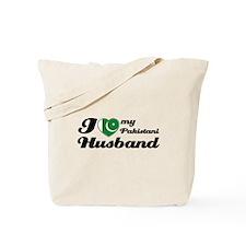 I love my Pakistani Husband Tote Bag