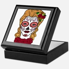 Best Seller Sugar Skull Keepsake Box