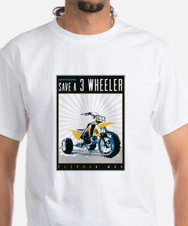 Save a 3Wheeler_Oct16-03.jpg T-Shirt
