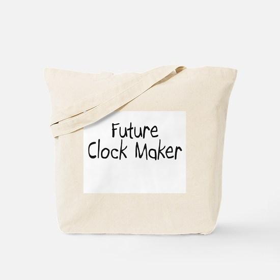 Future Clock Maker Tote Bag