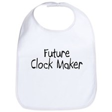 Future Clock Maker Bib