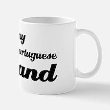 I love my Portuguese husband Mug