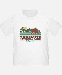 Yosemite National Park T