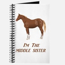 I'm the Middle Sister Journal