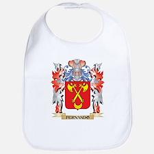 Fernando Coat of Arms - Family Crest Bib