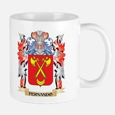 Fernando Coat of Arms - Family Crest Mugs