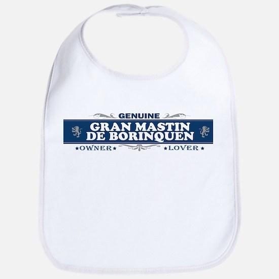 GRAN MASTIN DE BORINQUEN Bib