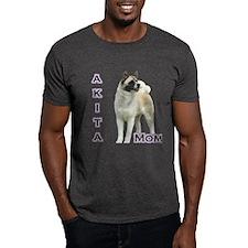 Akita Mom4 T-Shirt