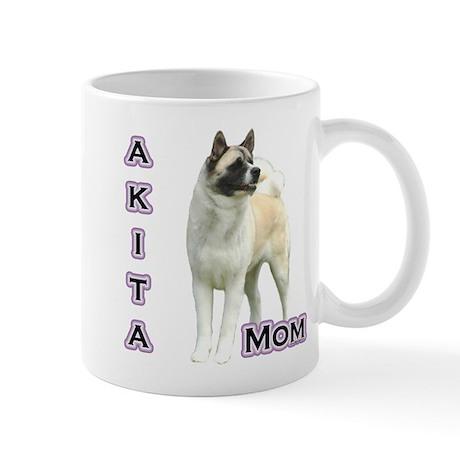 Akita Mom4 Mug