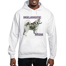 Malamute Mom4 Hoodie