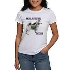 Malamute Mom4 Tee