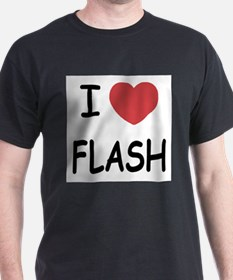 I heart flash T-Shirt