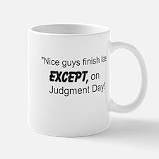 Nice Guys Finish Last Mugs