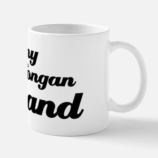 I love my Tongan Husband Mug