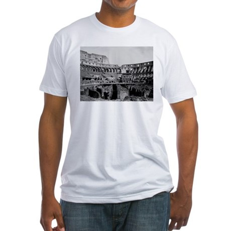 Colosseum Fitted T-Shirt