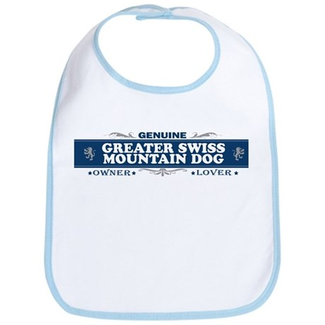 GREATER SWISS MOUNTAIN DOG Bib