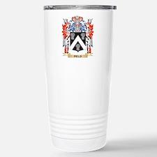 Field Coat of Arms - Fa Travel Mug