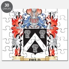 Field Coat of Arms - Family Crest Puzzle
