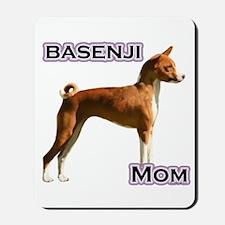 Basenji Mom4 Mousepad